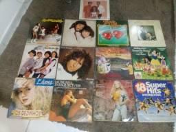 Vendo 14 discos de vinil