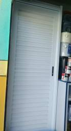 Porta Palheta Aluminio Branco