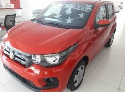 Fiat mobi zero km - 2018