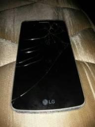 Vendo smartphone k5 ou troco por outro celular.barato pra vender logo