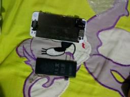 Vendo touch e bateria iphone ou troco em celular