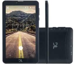 Tablet DL 3G Pega dois chip \ 8G semi novo . whats tudo!