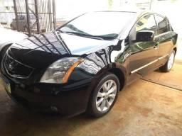 Nissan Sentra Sl Teto Solar Couro e Automático - 2011