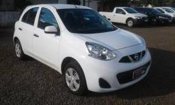 NISSAN  MARCH 1.0 S 12V FLEX 4P MANUAL 2018 - 2018