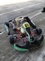 Kart birel 2011 com freio dianteiro e motor maxter 125 comprar usado  Curitiba