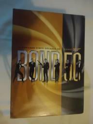 Box coleção James Bond 007. Original comprar usado  Florianópolis