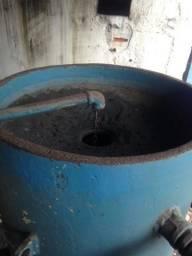 Usado, Máquina de Jateamento Abrasivo com Mangueiras e equipamentos comprar usado  Dias D'Ávila