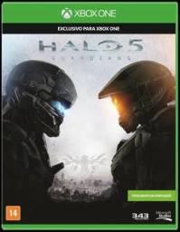 Halo 5 Xbox One NÃO ACEITO TROCAS comprar usado  Belo Horizonte