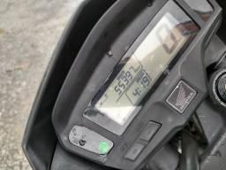 Honda Bros NXR 160 Flex/ABS 2015/2015 1°dono Apenas - 2015