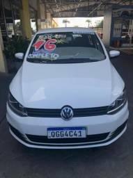 Volkswagen Fox 1.6 Msi Trendline 8v - 2016