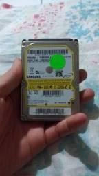 HD para notebook 500GB Samsung