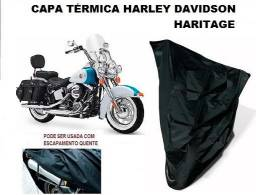 Capa Térmica Harley Davidson Heritage