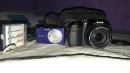Máquina de fotografar profissional
