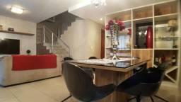 M: Casa em Condomínio No Bairro Ininga 150m² 3 Suítes/ 2 Vagas