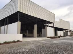 Centro Logístico (com 04 Galpões cobertos) no Centro de Fortaleza