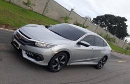 Honda Civic Geração 10 ano 2017 - 2017