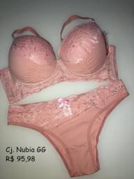 Conjunto Nubia GG