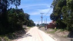 Terreno em Itapoá ótimo preço e localização residencial, pronto p/ construir com escritura