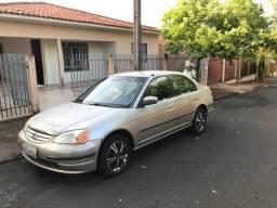 Honda Civic 2001 automático - 2001