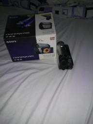 Câmera filmadora