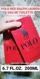 Perfume Polo Red 200ml