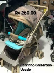 Carrinho Galzerano Usado Crianca bebe