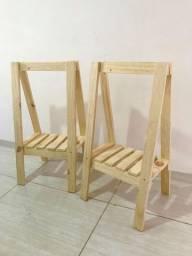 Cavaletes 2 por R$120,00