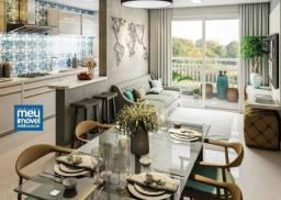 45/// Apto com 2 quartos, 57 m² ]] com suite e varanda gourmet.//