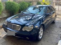 Mercedes-Benz C180 2001/2002
