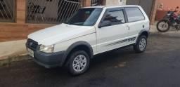 Fiat Uno Way 2012 Básico
