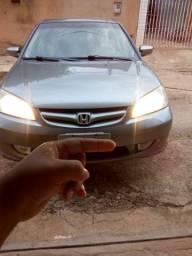 Vendo ou troco Honda Civic completo