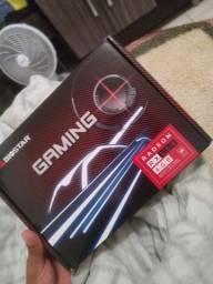 Placa de vídeo biostar gaming rx 550 4gb