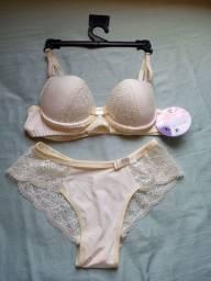 Conjuntos de lingerie tamanho P PROMOÇÃO