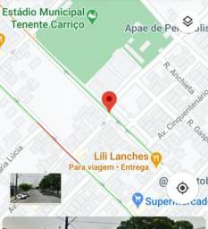 Casa com terreno de 800m² esquina no centro de Penápolis