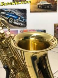 Sax Saxofone Tenor (Sib) Revisado, Higienizado,