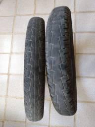 Vendo Par de pneus.