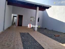 Casa com 3 dormitórios à venda, 115 m² por R$ 220.000,00 - Polocentro l ( 2ª Etapa ) - Aná