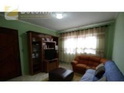 Casa à venda com 3 dormitórios em Parque oratório, Santo andré cod:40656