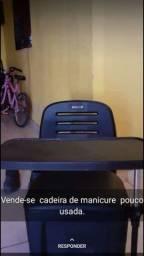 Cadeira para manicure semi nova
