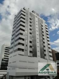 Apartamento cobertura com 2 quartos no Edifício Rio Sena - Bairro Estrela em Ponta Grossa