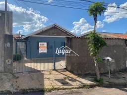 Casa com 1 dormitório para alugar, 56 m² por R$ 600,00/mês - Thereza Bassan de Argollo Fer