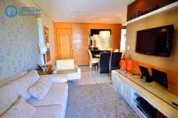 Apartamento com 3 dormitórios à venda, 86 m² por R$ 420.000,00 - Parque Iracema - Fortalez