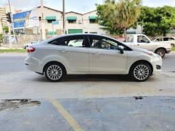 New Fiesta Sedan Titanium 2015 - IPVA 2020 pago - 2015