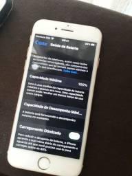 Iphone 8 gold 256GB Só pega VIVO