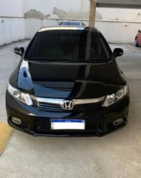 New Civic LXR