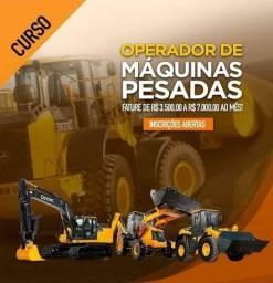 CURSO OPERADOR DE MÁQUINAS PESADAS