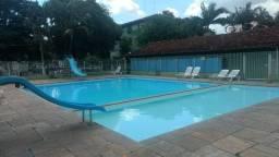 Apto 2 dormitórios Guarapiranga Zona Sul com piscina
