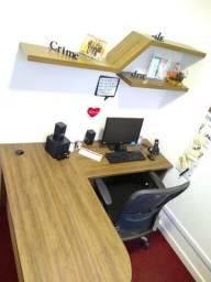 2 salas de escritório