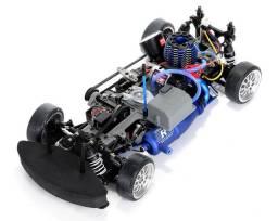 Automodelo Traxxas Nitro 4-tec 1/10 Motor 3.3