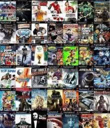 Vendo jogos de PS2! Aceito troca e ofertas!